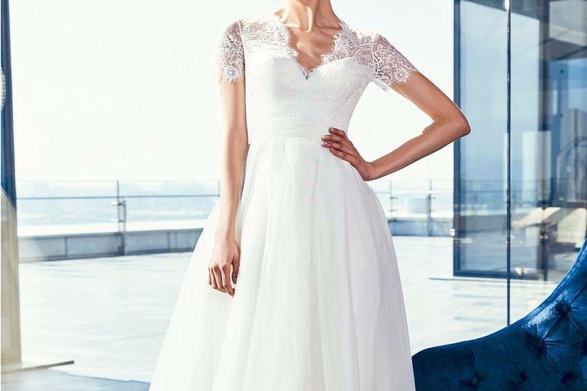 15 tipos de mangas para vestidos de novia - bodas.com.mx