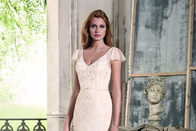 dc550e79c 15 tipos de mangas para vestidos de novia - bodas.com.mx