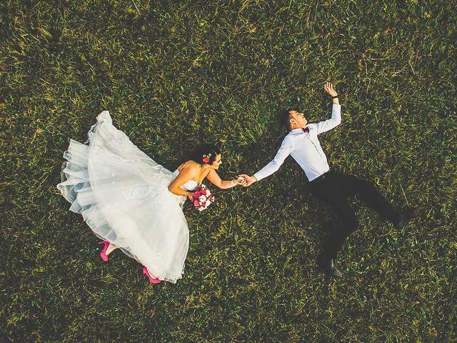 7 cosas sobre drones en la boda que no pueden perder de vista