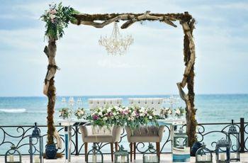 10 tendencias en decoración para una boda encantadora