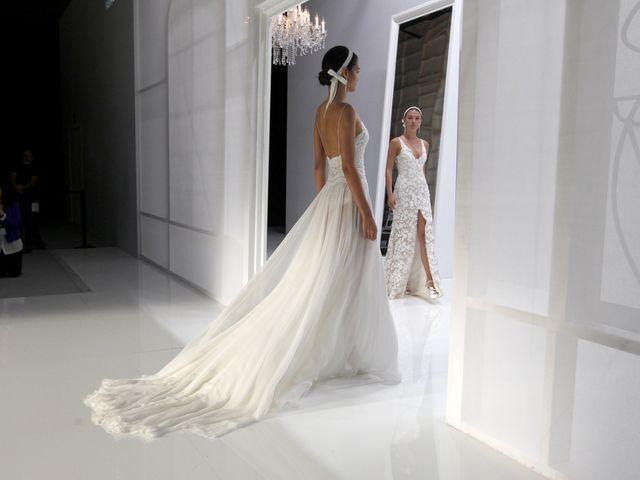 Vestidos de novia 2019 que aterrizarán con la Barcelona Bridal Fashion Week