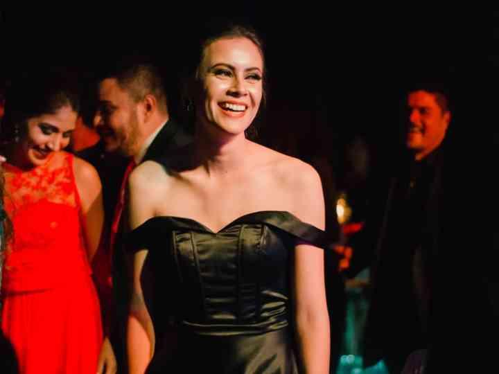 RosaDe Más La Los Oscar Rojamuy Alfombra 2019Looks wOXiuTkPZl