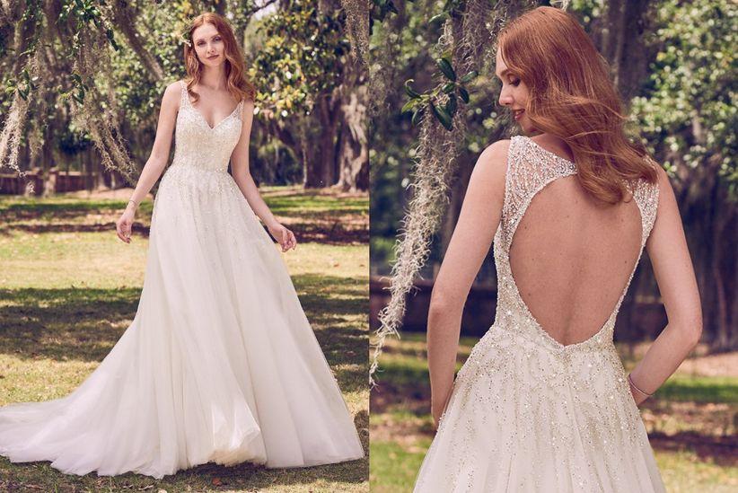 cf0cb4a42 25 vestidos de novia que nos enamoraron en 2018 - bodas.com.mx