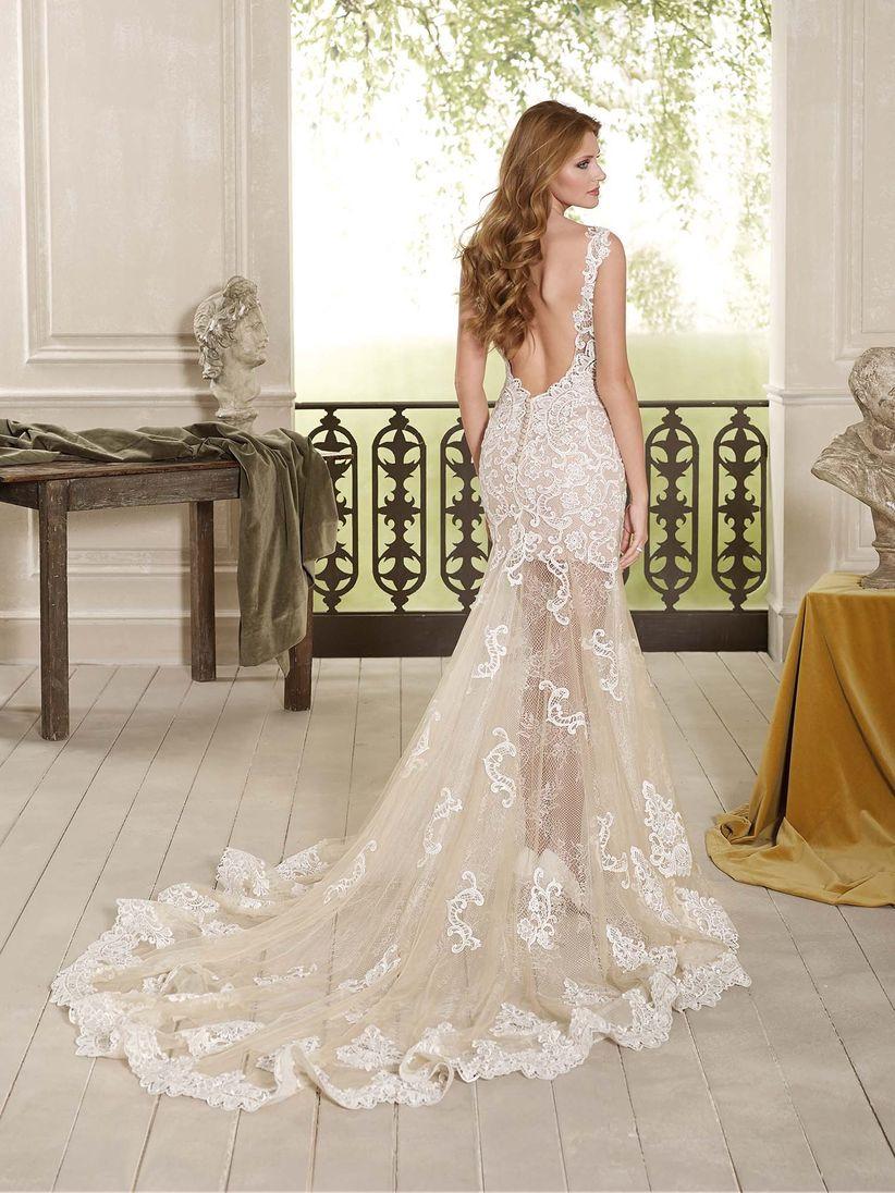 Fotos de vestidos de novia playeros