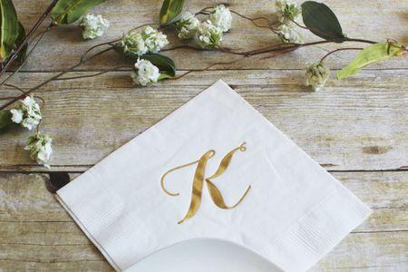 4 motivos para crear un logotipo para su boda