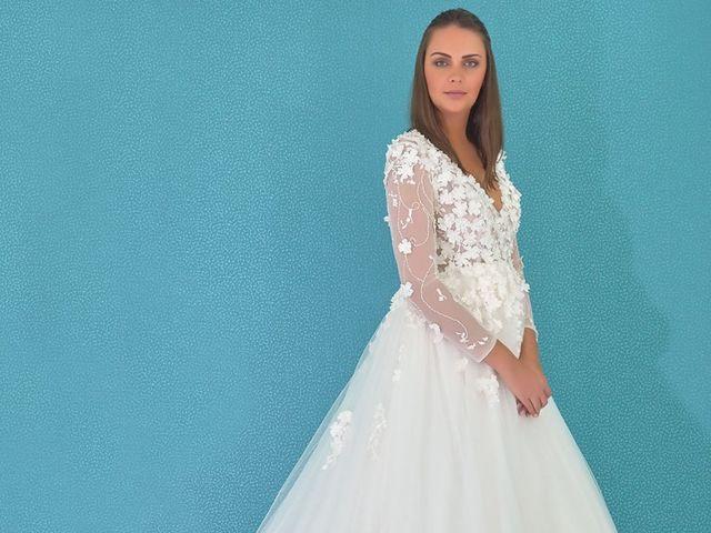 Vestidos de novia Elena Reynoso 2018: diseño hecho en México