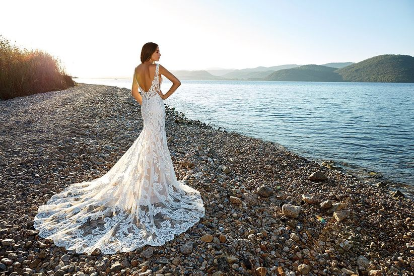 110 Vestidos De Novia De Encaje Te Gustan Imponentes O