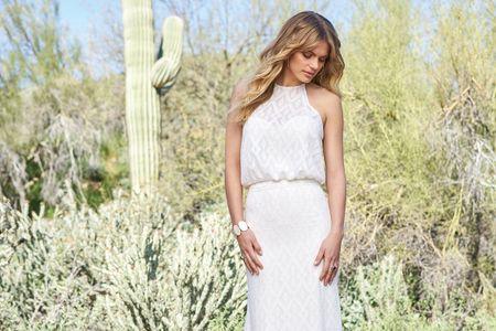 55 vestidos de novia sencillos: un lienzo en blanco para tu boda