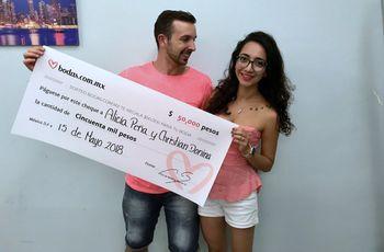 Alicia y Christian descubrirán el sur de Italia ¡con los 50 mil pesos del sorteo!
