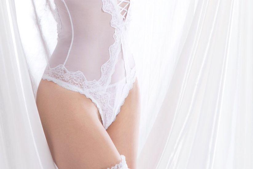 ababa195ac Tips de lencería para la noche de bodas  el ajuar más sexy - bodas ...