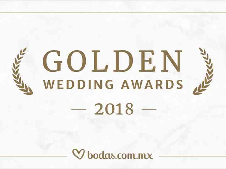Los mejores proveedores de boda en México: ¡nacen los Golden Wedding Awards!