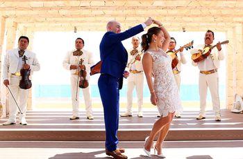 12 canciones de mariachi para el primer baile de casados