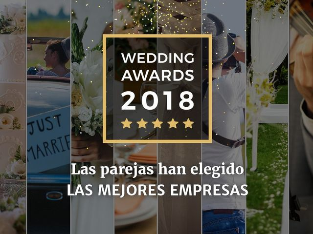 ¡Conoce a los ganadores de los Wedding Awards 2018 de Bodas.com.mx!