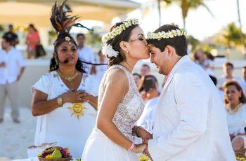 ¿Dónde celebrar una boda maya al estilo auténtico?