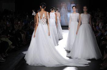 15 tendencias en vestidos de novia 2019: ¡estas son las más ponibles!