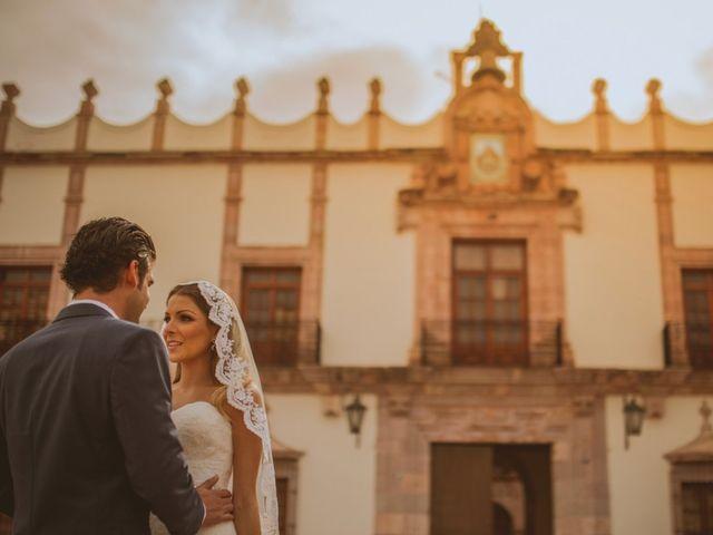 Luna de miel en Zacatecas, rostro de cantera y corazón de plata