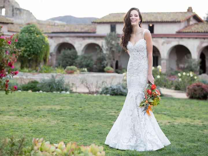 Vestidos de novia Allure Bridals 2019: una colección para cada tipo de novia