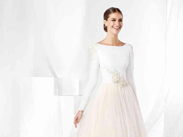 Vestidos de novia Franc Sarabia 2019, la elegancia de cada detalle