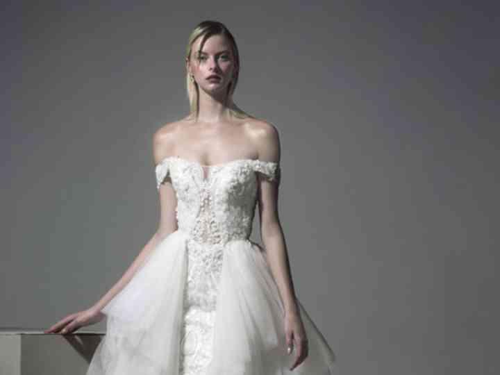 Vestidos de novia Manuel Tiscareño, el arte como inspiración