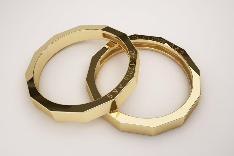 62947848e2f9 9 metales para sus anillos de boda  estúdienlos antes de elegir ...