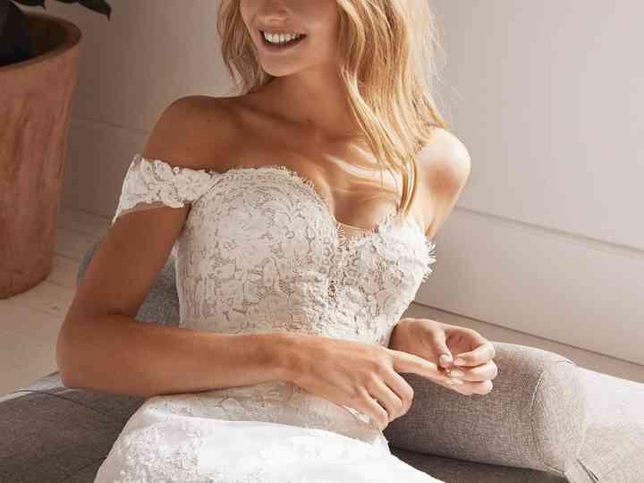 12 escotes elegantes para el vestido: serás una novia de pasarela