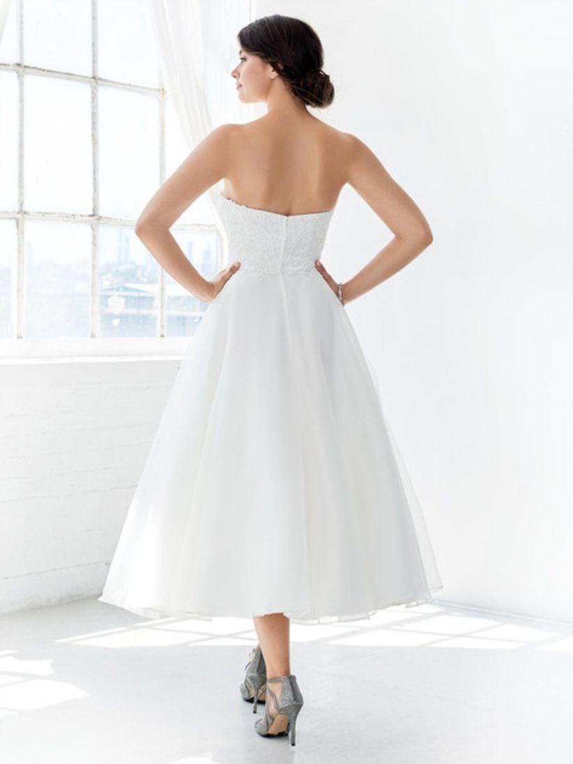 d9f735796e Novia estilo pin-up  Todo empieza por el vestido - bodas.com.mx