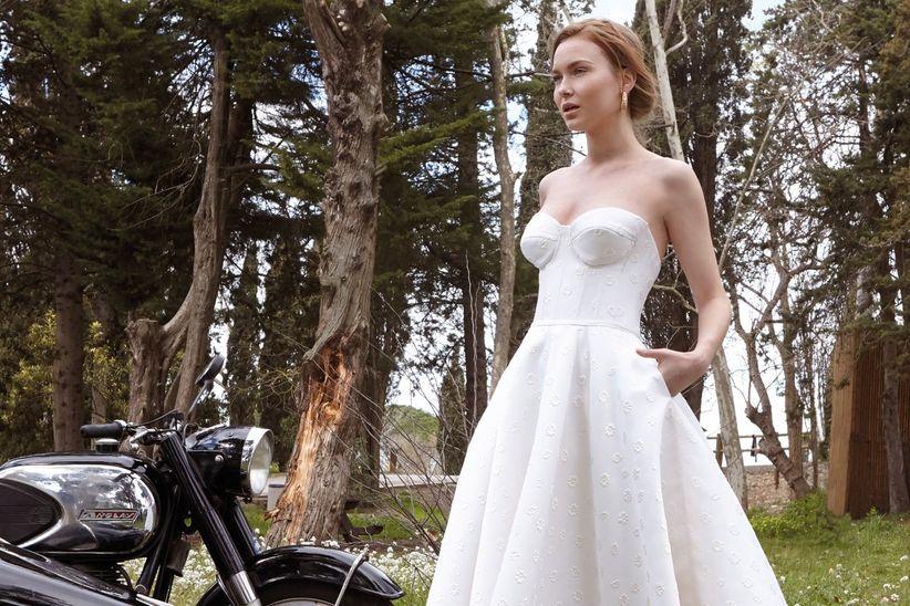 cf0b2ec88e ¿Novia estilo pin-up  Todo empieza por el vestido - bodas.com.mx
