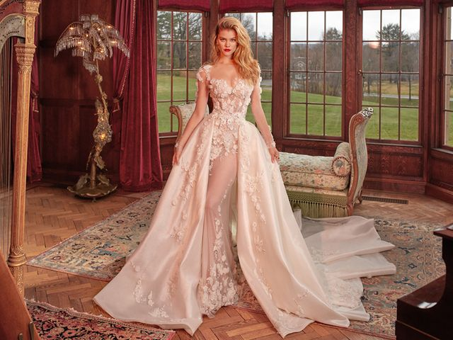 Vestidos de novia de época, un look para hacer historia