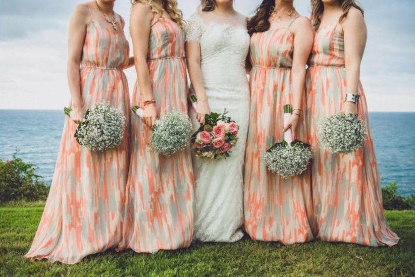 16 colores tendencia en vestidos de fiesta primavera-verano 2019 - bodas .com.mx 6d201cb275b2