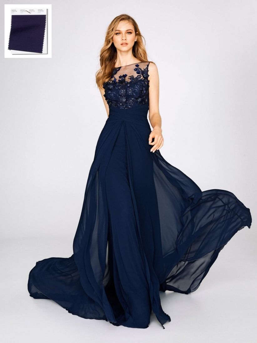 Vestidos elegantes para boda de dia 2019