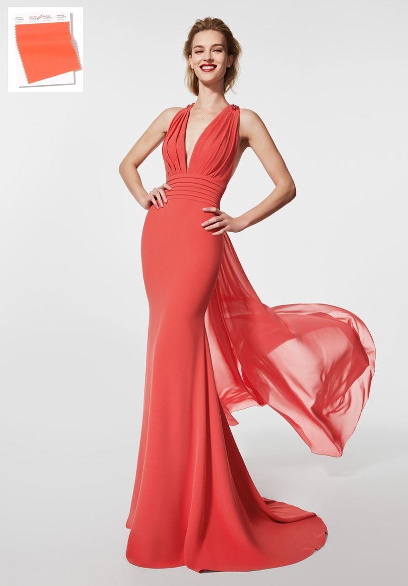Modelos vestidos de fiesta 2019