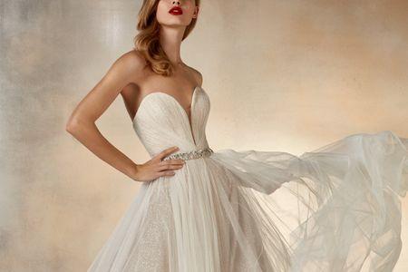 ¡Avance! Los vestidos de Pronovias y Atelier Pronovias 2020 ya están aquí