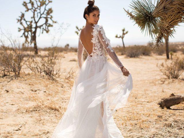 Milla Nova 2019, vestidos no aptos para novias sencillas