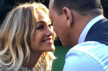 Jennifer Lopez ya tiene anillo de compromiso y ahora ¿la boda pa' cuándo?