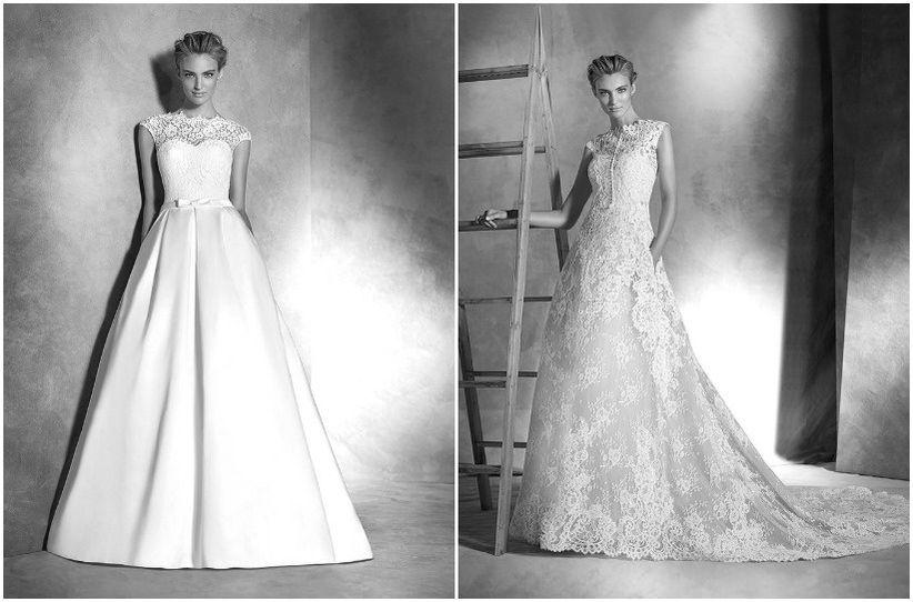vestidos de novia pronovias 2016 - bodas.mx