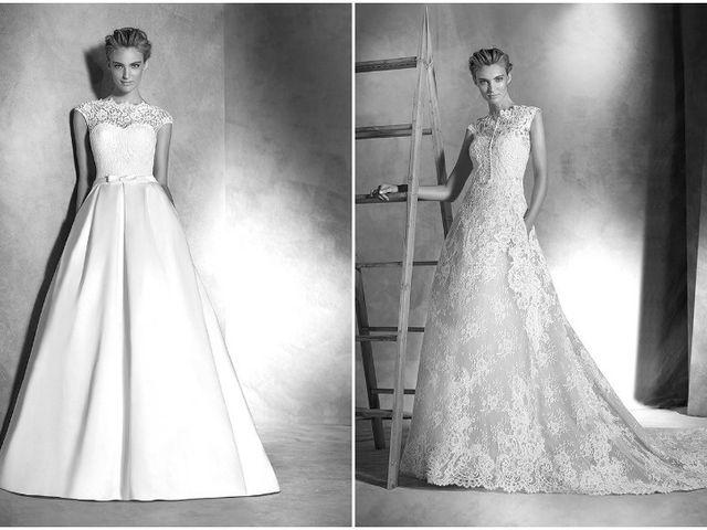 Vestidos de novia Pronovias 2016