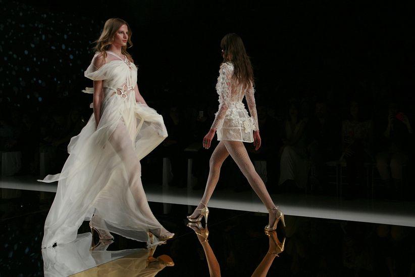 138e50aa7564f Tendencias en vestidos de novia para 2018  ¡empieza la Barcelona Bridal  Fashion Week! - bodas.com.mx