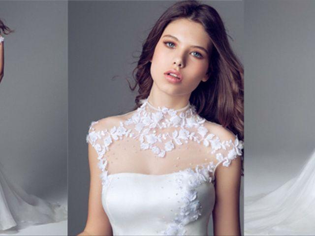 Elegancia en vestidos Blumarine 2014