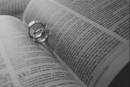 Historia de anillos de boda
