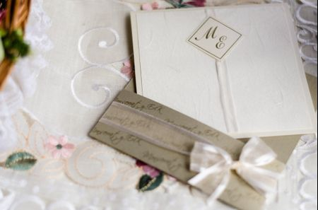 Invitaciones para una boda vintage