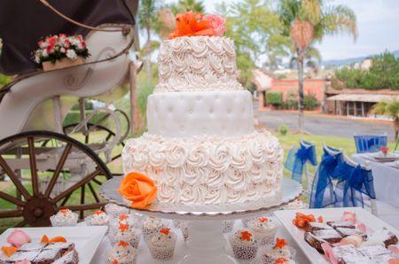 11 pasteles deliciosos para una boda en verano