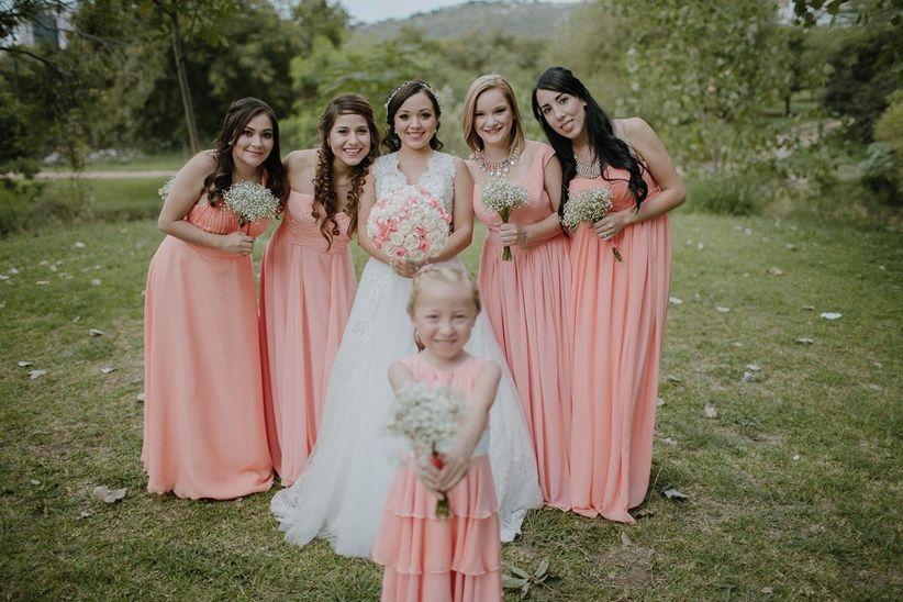 3f7a0d3d53 Rol de los pajecitos de boda - bodas.com.mx