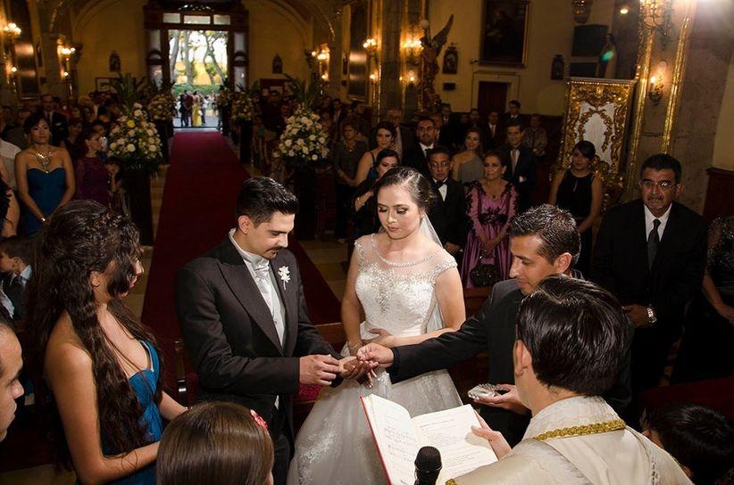 Los padrinos y las madrinas de boda - bodas.com.mx