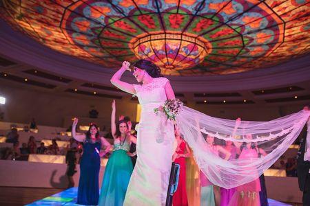 Los colores y su significado en la boda