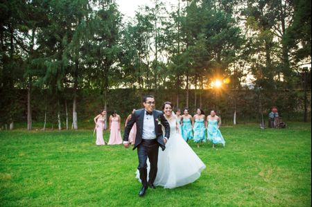 Un flechazo de amor: la boda de Arturo y Tania en Xochimilco, Distrito Federal