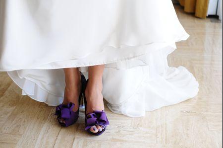 8 tips para hacer una buena compra de zapatos nupciales