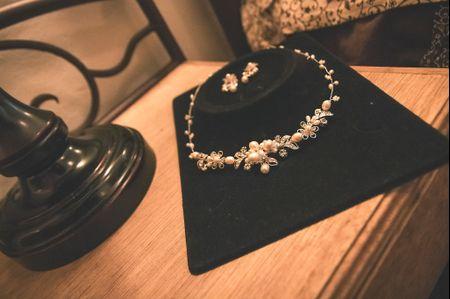 Perlas para novia