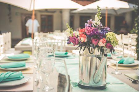20 centros de mesa para boda económicos y originales