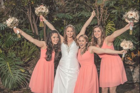 5 ideas de complementos para tus damas de honor