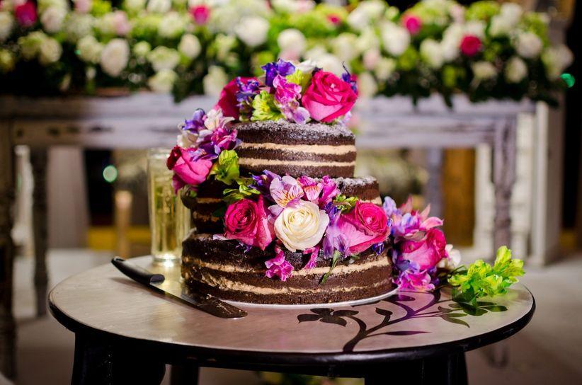 À quel naked cake diras-tu .... oui je le veux 🍰 1